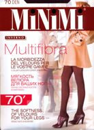 Колготки MINIMI MULTIFIBRA Color 70 den 3D