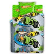 Постельное бельё Hot Wheels Гонки 1,5 СП