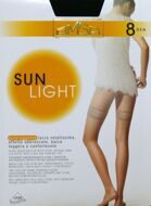 Чулки Omsa SUN LIGHT 8 den