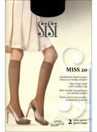 Гольфы Sisi MISS 20 den NEW (2 пары)