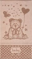 Полотенце Cleanelly Teddy 50x90
