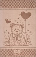 Полотенце Cleanelly Teddy 100x150