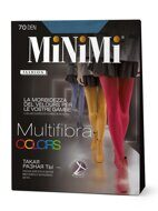 Колготки MINIMI MULTIFIBRA COLOURS 70 den XXL 3D